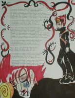Jack Spicer is Numb by HieiandKuramaLover