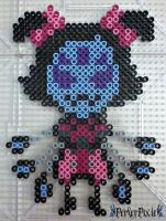 Muffet by PerlerPixie