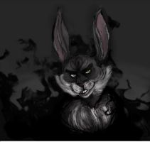 Nightmare! Bunnymund by ryuzaki1