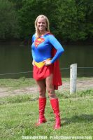 Super Michaela by Project-Superwoman