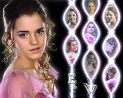 Emma Watson-Goblet of Fire by Rhanubis