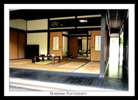 Japanese House by ohwerdna