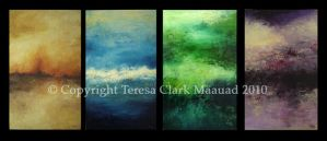 Four elements by TeresaClark