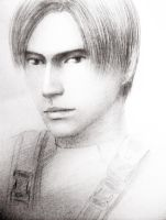 Leon Kennedy by LeonLampard
