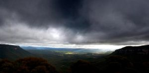 CAHILLS LOOKOUT by brinksy