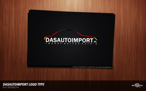 Das Auto Import Logo by BAS-design