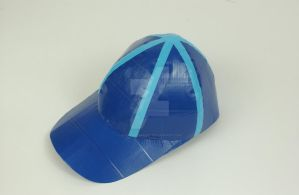Duct Tape Baseball Hat by DuckTapeBandit