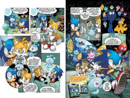 Sonic 219 - Sonic Colors by herms85