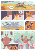 Comic thing by Chigle