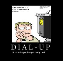 DIAL-UP by doomgrip776