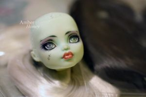 Frankie repaint by Amber-Honey