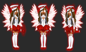 Cupid  Heart Box 2014 [Outfits] by jovanal