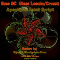 SmoSC-Glass-Loonie-Cross2-Apo V2 by Scriptscriber