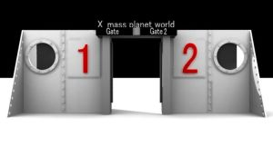 xmass world land gate 1 by Nabahaal