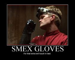 SMEX GLOVES by pgmcclatchy