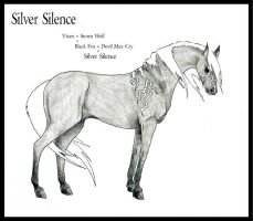 CH Silver Silence by Everland-Stables