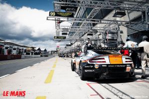 Le Mans Test Day 2012 IV by alexisgoure