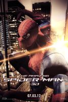 The Amazing Spiderman by SteSmith