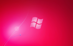 win7_pink_starter_Wall by tonev