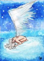 Snow Angel by Artistic-Doll