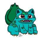 Bulbasaur I guess by uhnevermind