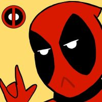 Deadpool Q by SylvieZ
