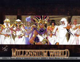 Millenium World by Riomak