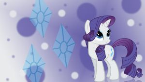 Rarity Wallpaper 1 by Chaz1029