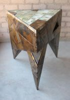 Tri-Cube Console Table by neilcollinsartist