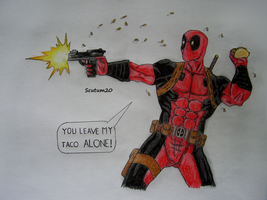 Deadpool #8 by Scutum20