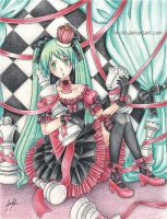 Checkmate by Ferchii