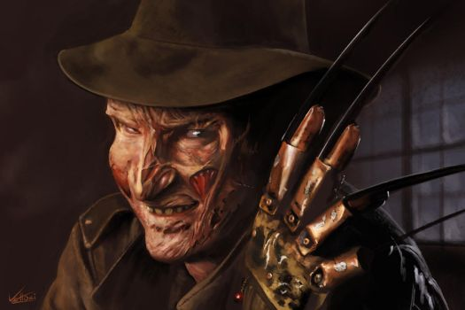 Freddy Krueger by PVproject