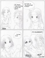 FFX-2 comic: 'you know who' by Yushi