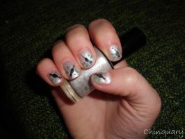 Draonfly Nails by Chinquary