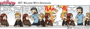 SW: Walking With Dinosaurs by tazsaints