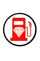 Gasoline Diamond Badge by DeadloveCalling