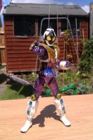 Kamen Rider Fourze Let's settle this man-to-man by Cyberleader2000