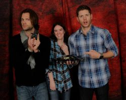 J2 Photo Op - Tiny Impala by nightmares06