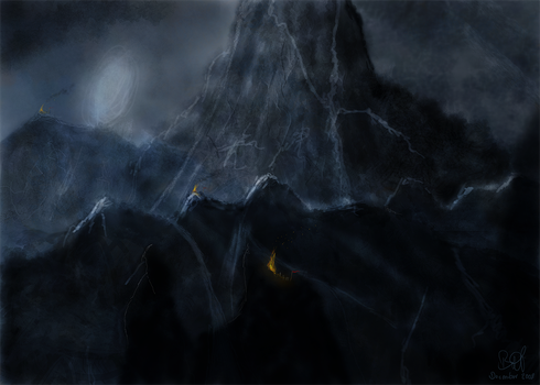 The Beacons by Darkaan