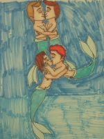 The Mer Brothers Find Love by Caharvey