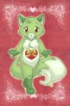 The Humble Green Fox by ThisCrispyKat