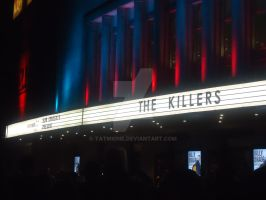 The Killers Live by Tatmione