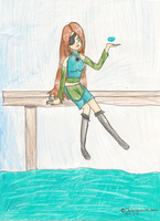 AoH: Nami Age 15 by HavensGoneMad