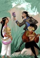 Almost Accurate: Road to El Dorado by ooNerina