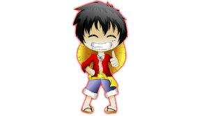 Luffy Redo by ElyFelt