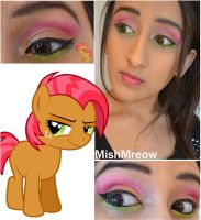 Babs Seed Inspired Makeup by MishMreow