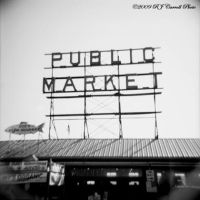 Pike Place Market III by rjcarroll