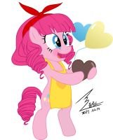MLP Pinkie pie by 0Bluse