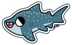 Shark of the Day #3 by OEmilyThePenguinO