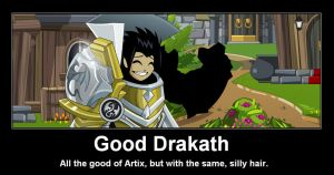 Good Drakath by MidevalExponents2sqr